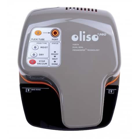 Oliso Pro VS97A Outdoor Smart Vacuum Sealer, Grey