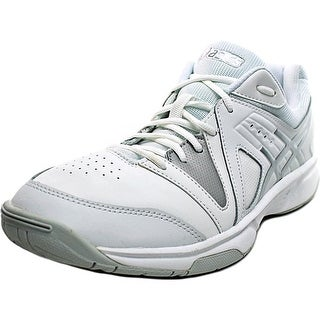 Asics Gel-Gamepoint Women  Round Toe Synthetic White Sneakers