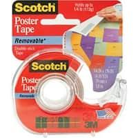 ".75""X150"" - Scotch Poster Tape Removable"