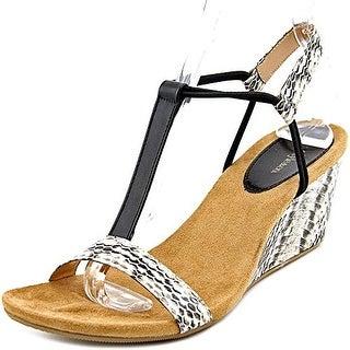 Style & Co Mulan Women Ivory Wedge Sandal