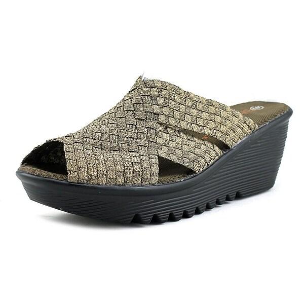 Bernie Mev. Lori Women Bronze Sandals