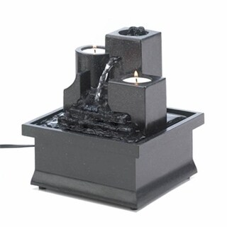 Eastwind Gifts 10016892 Temple Steps Tabletop Fountain
