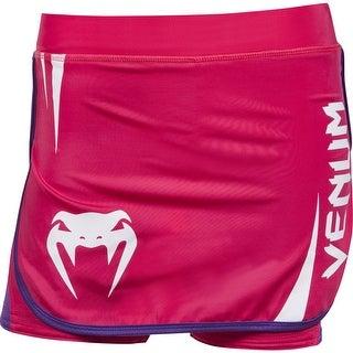 Venum Women's Body Fit Training Skirt - Pink/Purple