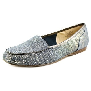 Bandolino Liberty Women N/S Square Toe Canvas Flats
