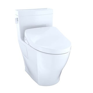 Toto CST624CEFGT40 Legato 1.28 GPF One-Piece Elongated Toilet Only - Seat Not In