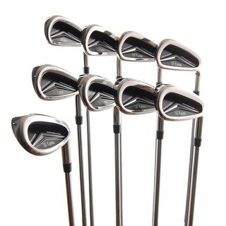 New Lynx Powertune Cavity Iron Set 4-PW,AW,SW Uniflex Steel RH