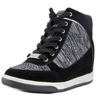 Bebe Cheree Womens Wedge Sneakers