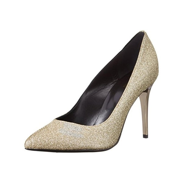 Just Cavalli Womens Pumps Glitter Heels