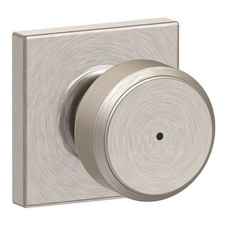 Nickel Finish Door Knobs Amp Handles For Less Overstock Com