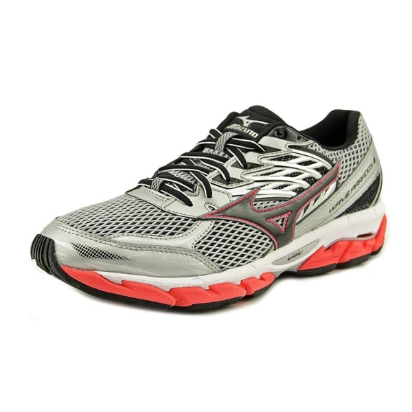 Mizuno Wave Paradox 3 Women Grey/Black/Pink Running Shoes