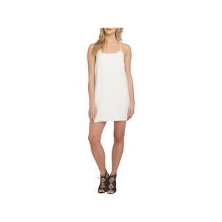 1.State Womens Havana Casual Dress Lace Shift