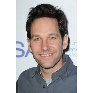 Shop Paul Rudd At Arrivals For Third Annual Paul Rudd All Star Bowling Benefit For The Stuttering Association For The Young Lucky Str Overstock 24400531