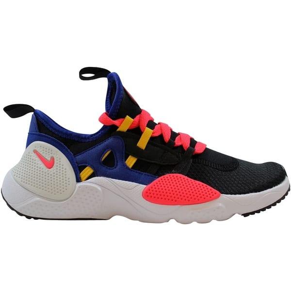 Negligencia médica brillante Inspección  Nike Huarache E.D.G.E TXT Black/White-Solar Red CD9272-002 Grade-School -  Overstock - 31113076