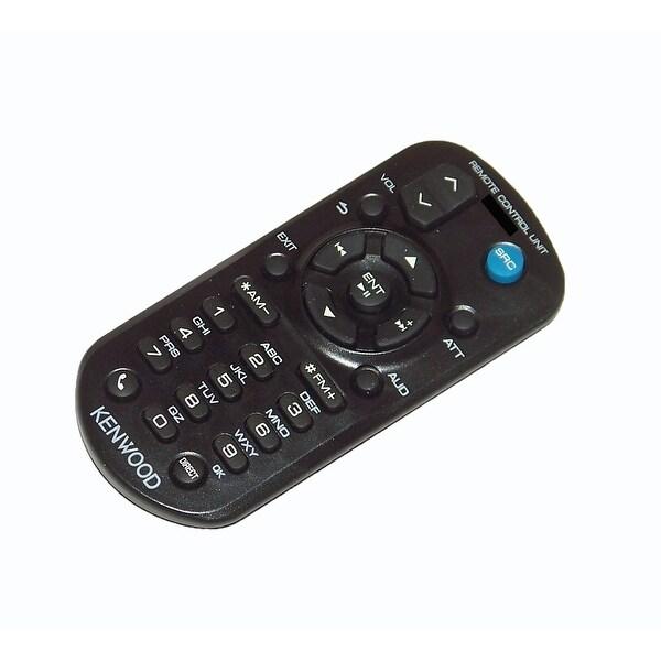 OEM Kenwood Remote Control Originally Supplied With: KDCX595, KDC-X595, KDCX596, KDC-X596, KDCX695, KDC-X695