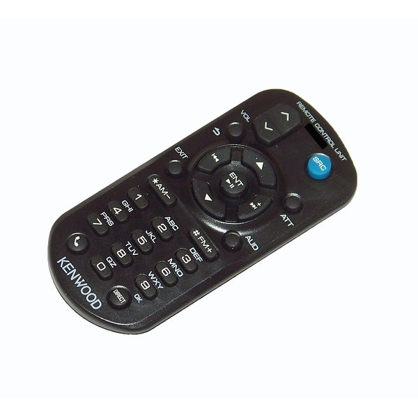OEM Kenwood Remote Control Originally Supplied With: KDCX696, KDC-X696, KDCX794, KDC-X794, KDCX796, KDC-X796