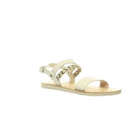 UGG Womens Elin Canvas Sandals Size 8