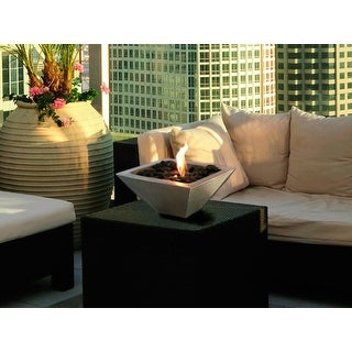 Anywhere Fireplaces 90295 Indoor/Outdoor Fireplace - Stainless Steel