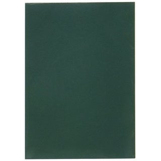 Barrier Hyper Mini Card Sleeves for Tournament (60 Piece), Matte Green, 62 x 87mm