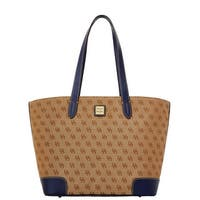 Dooney & Bourke Madison Signature Large Zip Shopper (Introduced by Dooney & Bourke at $248 in Nov 2015)