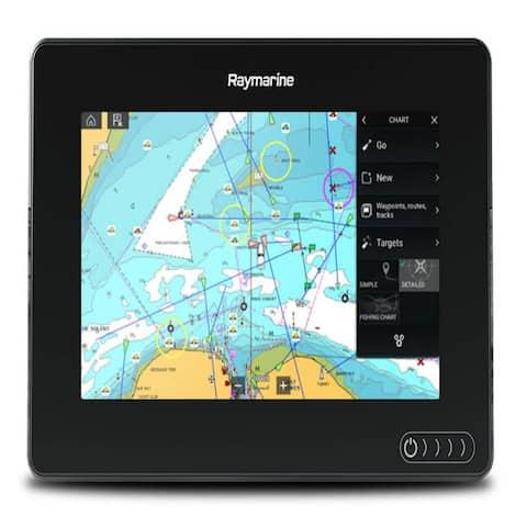 Raymarine Axiom 7 MFD WiFi Radar Kit Axiom 7 7inch MFD
