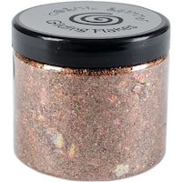 Cosmic Shimmer Gilding Flakes 200Ml-Red Blaze