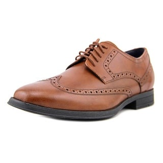 Cole Haan Montgomery Wing Ox Men Square Toe Leather Oxford