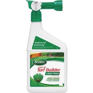 Top Product Reviews For Scotts Turf Builder Liquid Lawn Fertilizer