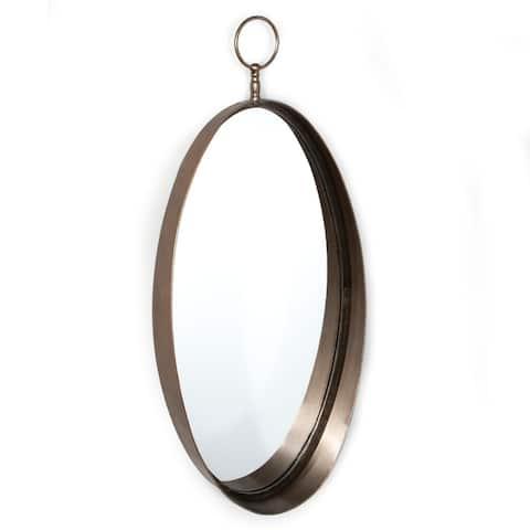 Macklin, Metal Framed Mirror