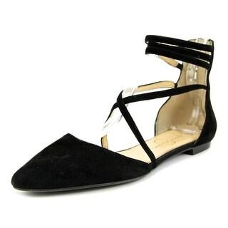Jessica Simpson Zenka Open Toe Suede Gladiator Sandal