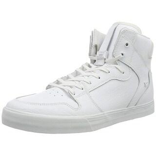 Supra Mens Vaider Vulc Fashion Skate Shoes