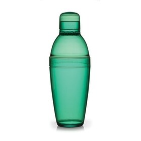 Fineline Settings 4103-GRN Shakers 14 oz Green Cocktail Shaker