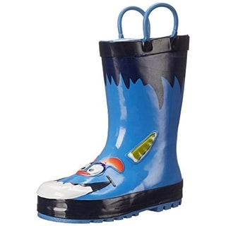 Western Chief Monster Graphic Toddler Rain Boots - 12 medium (d)