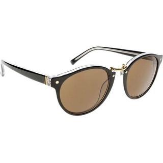 Vonzipper Sunglasses Stax Black Crystal Bronze Polarized
