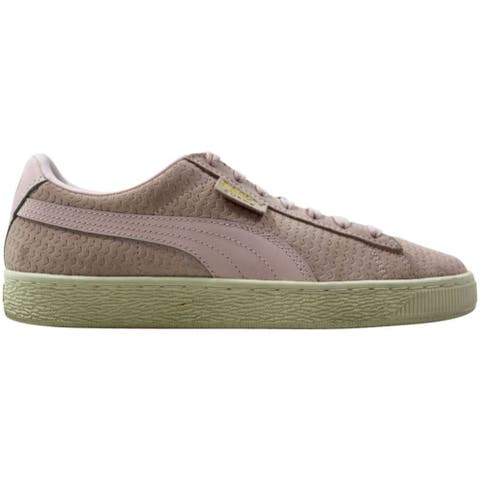 Puma Suede Classic Perforation Pearl/Whisper White 367054 04 Women's