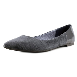 Dr. Scholl's Giorgie Pointed Toe Canvas Flats