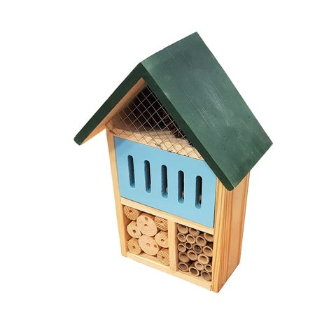 """Alpine ACM100HH Wood Insect House, 12"""""""
