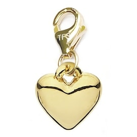 Julieta Jewelry Heart Clip-On Charm