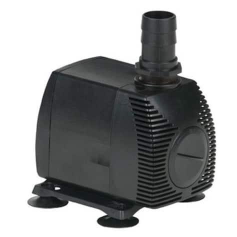 Little Giant 566722 Magnetic Drive Pond Pump, 1150Gph, #Pes-1000-Pw