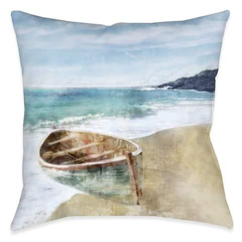 Boat Ride Indoor Pillow