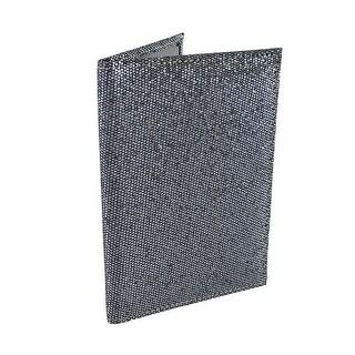 Shimmering Glitter Passport Cover