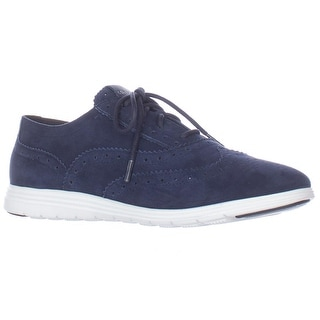 Cole Haan Grand Tour Oxford Sneakers - Blazer Blue