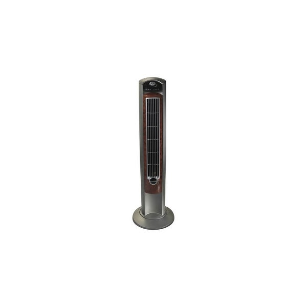 Lasko 42 Inch Wind Curve With Fresh Air Ionizer Wind Curve Fan with Remote Control