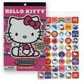 Hello Kitty Sticker Pad 200 Plus Stickers - Thumbnail 0
