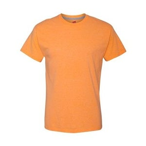7758f5076 Shop X-Temp™ Performance T-Shirt - Neon Orange Heather - S - Free Shipping  On Orders Over $45 - Overstock - 16196324