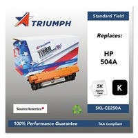 Triumph Remanufactured 504A Toner Cartridge - Black Toner Catridge