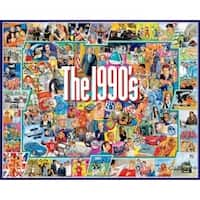 """The Nineties - Jigsaw Puzzle 1000 Pieces 24""""X30"""""""