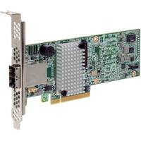 Intel RS3SC008 Intel RAID Controller RS3SC008 - 12Gb/s SAS - PCI Express 3.0 x8 - Plug-in Card - RAID Supported - 0, 1, 5, 10,