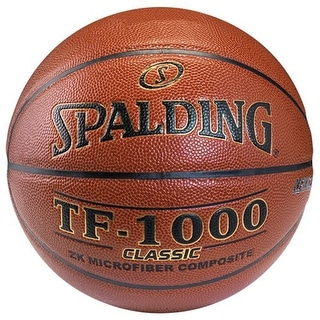 Spalding Deflated TF-1000 Classic Basketball
