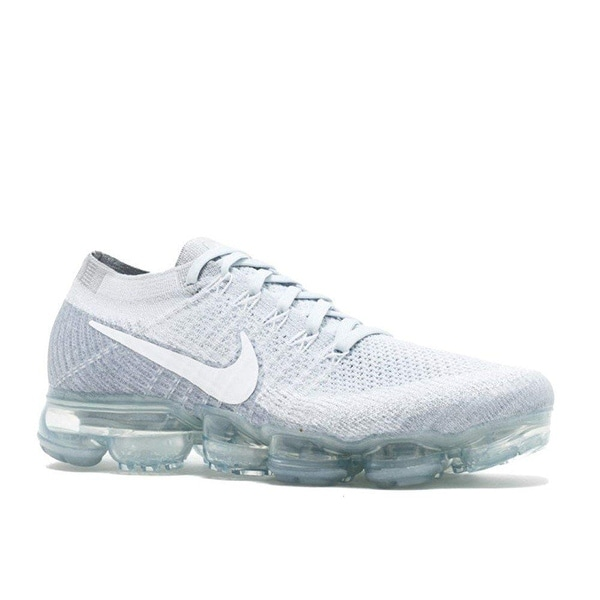 17b53fdd24 Shop NIKE Women's Air Vapormax Flyknit Running Shoes - 8.5 - Free ...