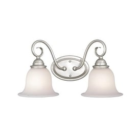 Vaxcel Lighting PA-VLD002 Picasso 2 Light Bathroom Vanity Light - 14 Inches Wide